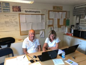 Tommy Johansson ny kanslist på TSS - Båtklubben i Tullinge