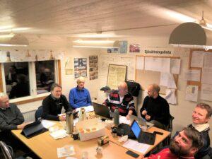Styrelsemöte TSS - Båtklubb i Tullinge