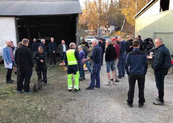 Extra medlemsmöte 2019 - TSS Båtklubb
