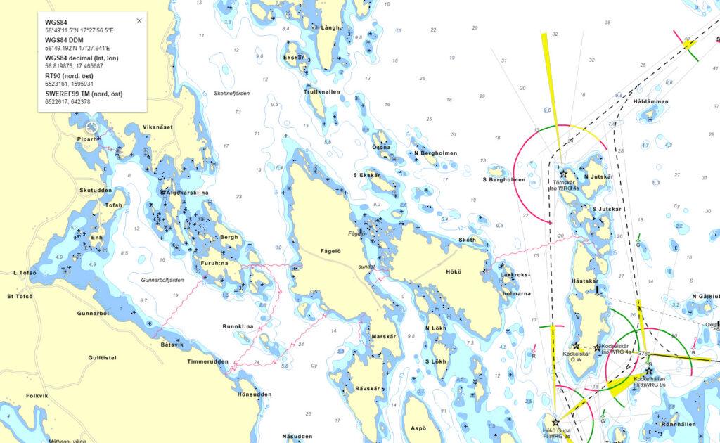 Lediga båtplatser vid Piparholmen utaför Trosa - TSS Båtklubb