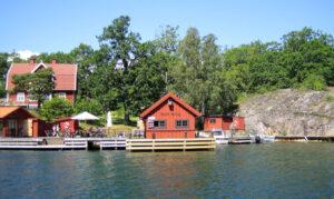 Sävö Krog - bild från Sävö Vandrarhem - TSS Båtklubb